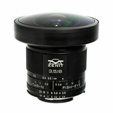 Brand new! Zenitar-N 8mm f/3.5 lens for Nikon