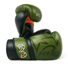 Rival Boxing RS100 PRO Sparring Guantoni Da Boxe-Nero//Oro