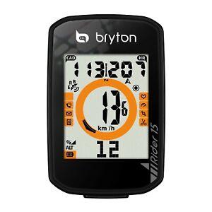 Bryton Rider 15 Ciclocomputador Nuevo Precintado