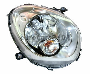 Mini Cooper countryman Magneti Marelli Right Headlight LUS6301 63129801036