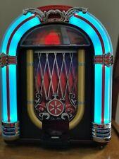 ION Jukebox Retro Music Lights Docking Station Iphone