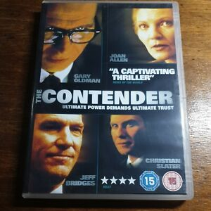 The Contender DVD Gary Oldman (Region 2 Europe) LIKE NEW