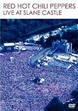 """Red Hot Chili Peppers """"live at slane castle"""" DVD NUOVO"""