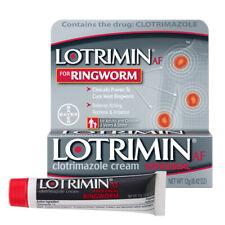 Lotrimin AF Ringworm Antifungal Treatment Cream, 0.42 Ounce Tube