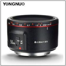 Yongnuo YN 50MMF/1.8II Large Aperture AF MF Lens For Canon EOS 800D 700D 650D 5D