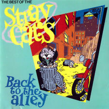 Stray Cats - Back To The Alley - The Best Of / Arista Records CD (260 963)