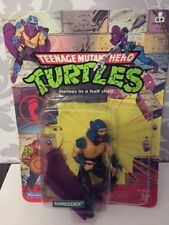 Vintage 1989 Playmates Teenage Mutant Ninja Turtles Shredder Figure