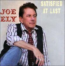 Satisfied at Last [Digipak] by Joe Ely (CD, Jun-2011, Rack 'Em)