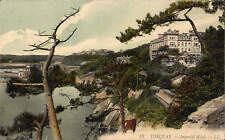 Torquay. Imperial Hotel # 13 by LL / Levy. Coloured.