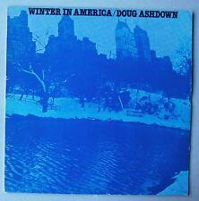LP Doug Ashdown Winter In America Holland 1977 Decca Vinyl