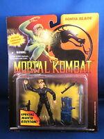 Mortal Kombat Sonya Blade Action Figure