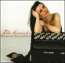 CD: Lidia Kaminska: Breaking Boundaries Classical Accordion