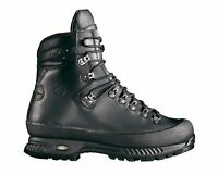 Chaussures de montagne Hanwag: Yukon homme cuir tailles 8,5 - 42,5 NOIR