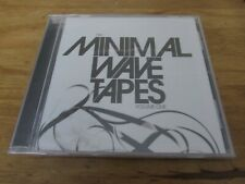 The Minimal Wave Tapes Volume One  -  CD