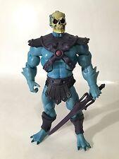 """Masters Universe MOTU Classics Skeletor Space Mutant Head Custom 6"""" Figure Heman"""