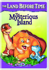 The Land Before Time: The Mysterious Island [New DVD] Snap Case