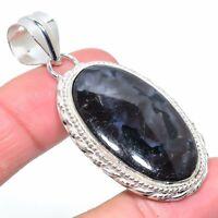 "Mystic Merlinite Crystal Gemstone Handmade Gift Jewelry Pendant 2.25"" VS-2431"