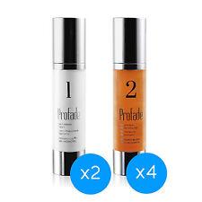 2 Profade1: Crème hydratante + 4 Profade2: Gel régénérateur pour la peau tatouée