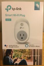 NEW TP-LINK WiFi Smart Plug HS100 Smart Home Power Outlet Works with ALEXA