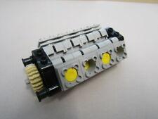 "Lego Technic ""Ersatzmotor"" 8 Zylinder Motorblock (engine cylinder) 2850, 2851..."