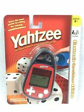 Yahtzee Electronic Carabiner Edition Hand Held Game Pocket Travel #2052