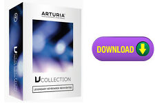 Arturia V Collection 5, legendary synthesizers and drum machines - Download
