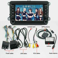 "7"" Car Stereo Radio GPS Sat Nav Bluetooth for VW Golf MK5 MK6 Jetta"