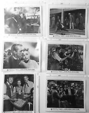 6 RARE GARY COOPER LAUREN BACALL 8X10 PHOTO 1950 BRIGHT LEAF WARNER BROS.