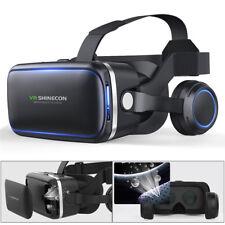 3D Glasses Virtual VR Box Goggles TV Video Glasses Reality Headset TV Video Game