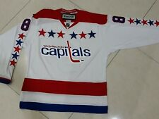 OVECHKIN WASHINGTON CAPITALS 2011 NHL WINTER CLASSIC REEBOK HOCKEY JERSEY Medium
