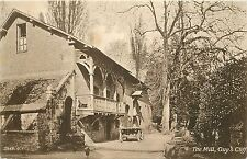 1905 Print Postcard; The Mill, Guy's Cliffe Warwickshire, England Posted