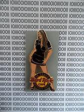 Hard Rock Cafe MADRID 2006 - Sexy Waitress Girl - HRC 35th Year Anniversary Pin