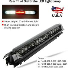 Rear Third 3rd Brake Led Light Lamp for Ford F-150 F-250 Excursion Chrome Us New
