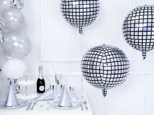 Disco Ball Party Christmas New Year Balloon Wedding Hen Baby Engaged Decorations