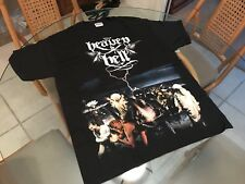 Heaven & Hell🤘Live Evil 2007UsTour Large T Shirt! (See) Dio & Black Sabbath