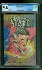 Doctor Strange 20 CGC 9.8 NM/MINT Peach Momoko Wraparound Variant cover Marvel