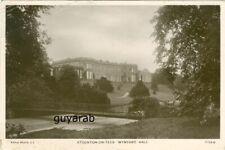 Stockton-on-Tees Wynyard Hall RP Co. Durham