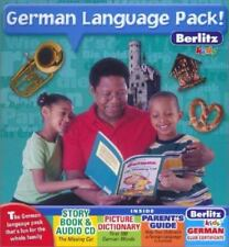 German by Berlitz Publishing Staff (2003, Book, Other, Revised) Ships Priority