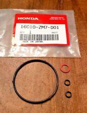 New Genuine Honda Carburetor Rebuild Kit Eu1000i Eu2000i Gx100 16010-Zm7-D01 Oem