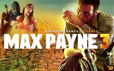 Max Payne 3 (PC) [Steam]