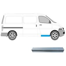 TOYOTA HIACE 1995-2006 FRONT SILL REPAIR PANEL DOORSTEP / RIGHT = LEFT