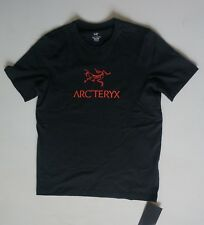 Arcteryx  Logo Arc' Word Shirt  T-shirt Black size Small New with tags