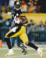 Pittsburg Steelers Antonio Brown Autographed 8x10 Photo (Reproduction) 3