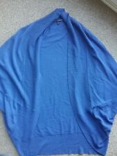 Marks & Spencer M&S Royal Blue Open Cardigan Limited Collection Small 8 10 12