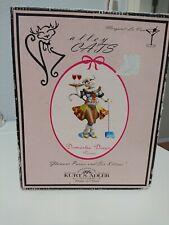Kurt S Adler Alley Cats Domestic Divas Figure