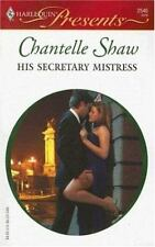 His Secretary Mistress (Harlequin Presents)