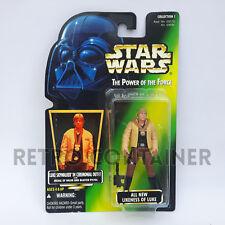 STAR WARS Kenner Hasbro Action Figure - POTF POTF2 - Luke Skywalker (Ceremony)