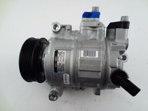 A/C Compressor OEM Denso 6SEU14C for Audi A4, A4 Quattro, A5, A5 Quattro, ... QR