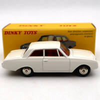 DeAgostini Dinky toys 559 Ford Taunus 17M 1/43 Diecast Models Collection