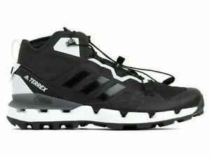Adidas WM TERREX FAST GTX-SURROUND Men's Size 12 Hiking Shoes Black DB3007 NEW
